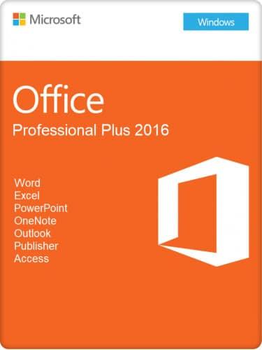 Micrososft office plus professionall 2016 Lizenz gebraucht kaufen