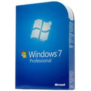 Windows 7 Professional Lizenz gebraucht kaufen