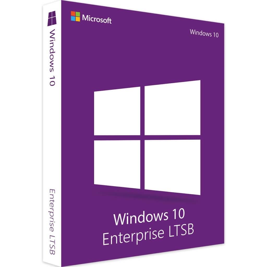 Windows 10 Enterprise LTSB Lizenz gebraucht kaufen