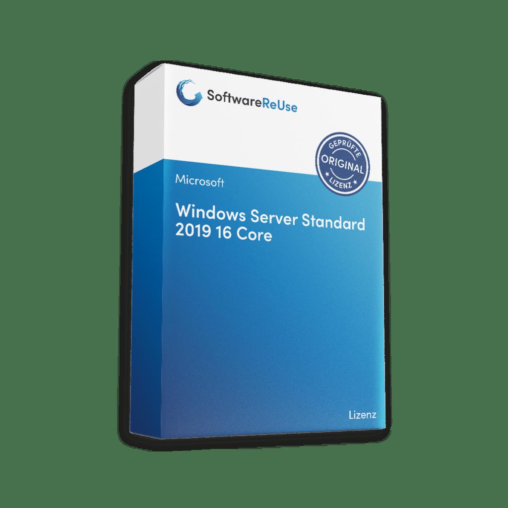 Windows Server 2019 ohne hintergrund