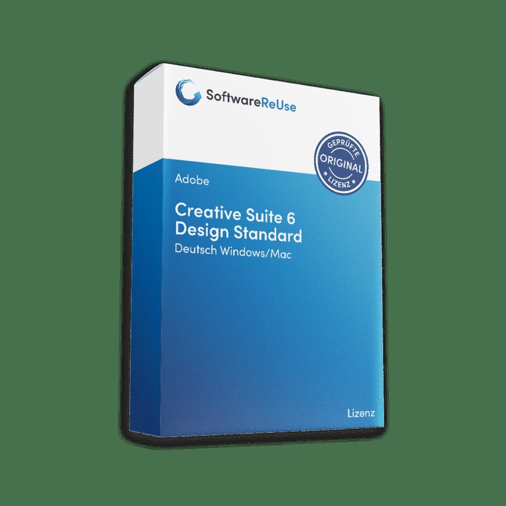 Creative Suite 6 Design Standard