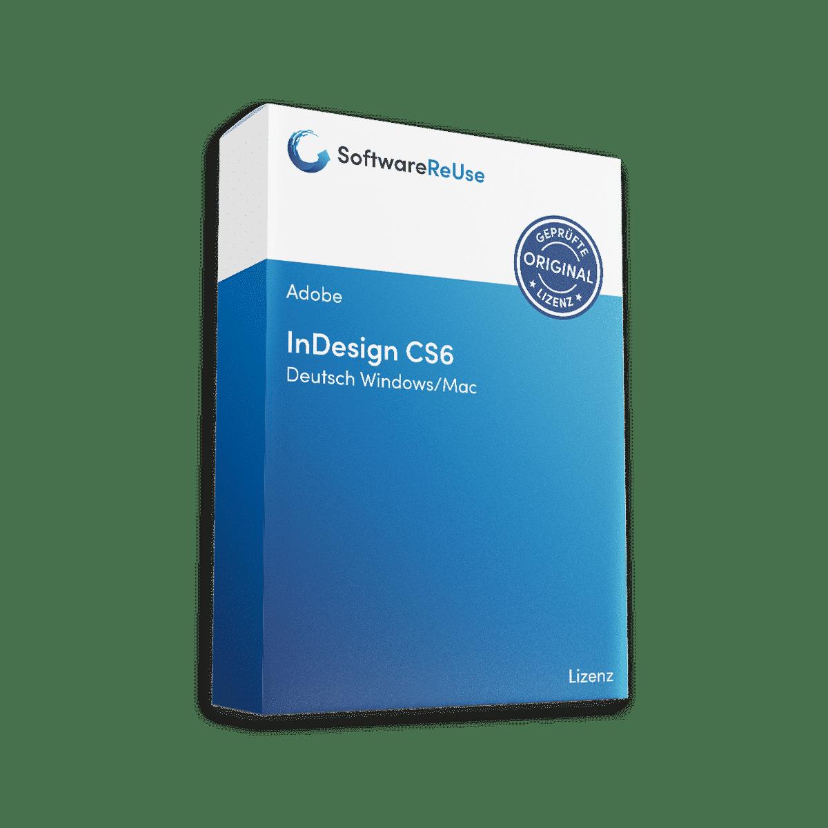 InDesign CS6